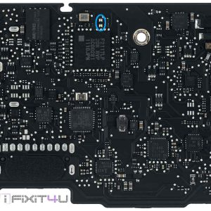 Macbook Air A1370 Mid 2011 820-3024-A, 820-3024-B power on pads