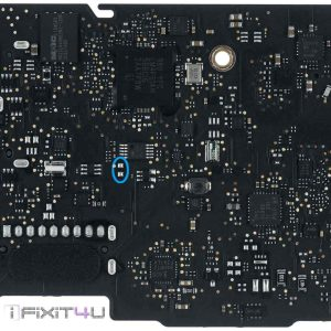 Macbook air A1465 Mid 2012 820-3208-A power on pads