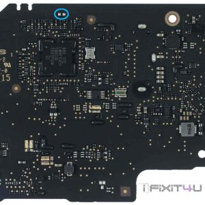 Macbook air A1466 Early 2014 820-3437 power on pads